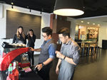 MKH coffee activity 1000 pax