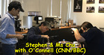 Stephen & Ms Chu on CNN/BBC